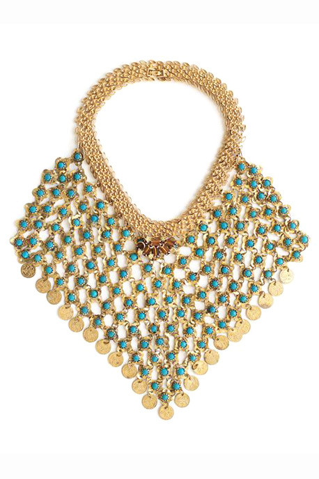 Rocaille - Marrakesh necklace