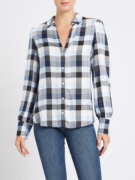 Paige Enid Shirt - Blue