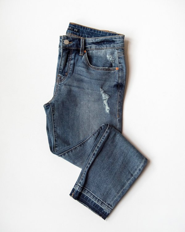lemlem Amber Relaxed Skinny jeans