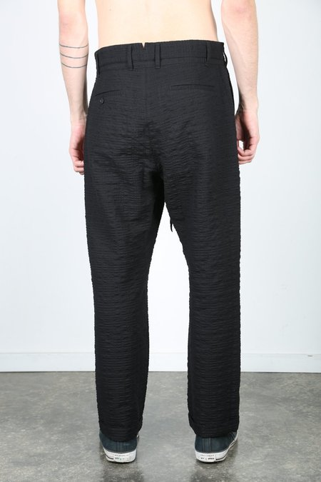 s.k. manor hill LANSKY PANT - BLACK