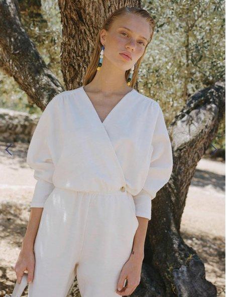 Paloma Wool Alexandria - White