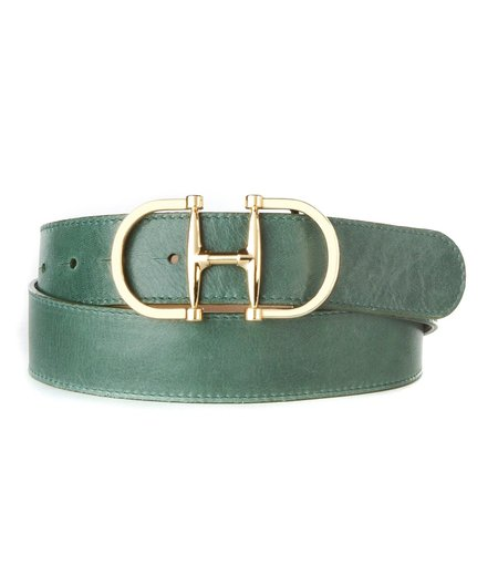 Brave Leather Kasi Belt - Jade