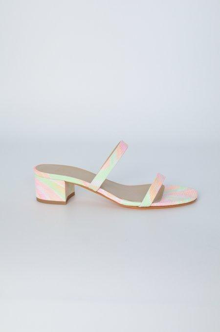 Maryam Nassir Zadeh Frieda Slide - Neon Ray