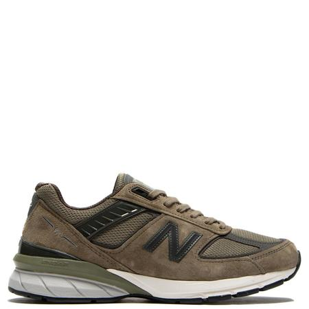 New Balance M990AE5 Sneaker - Olive