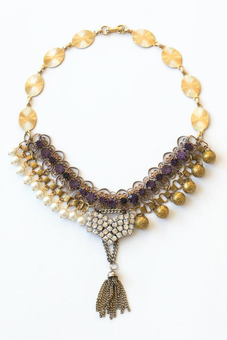 Rocaille - Theodora necklace