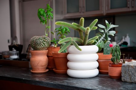 Areaware Stacking Tall Planter