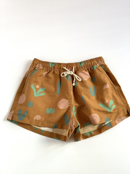 Mollusk Tomboy Trunks - Naples