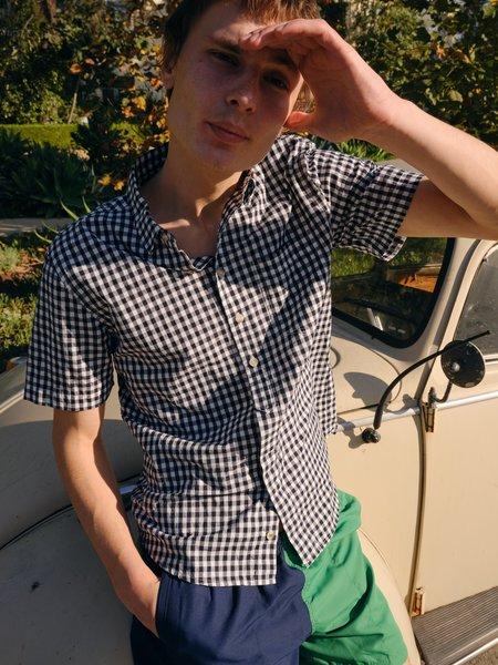 MAGILL ELLIS Gingham Shirt
