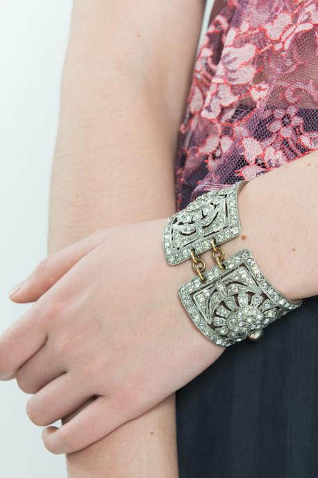 Lulu Frost - Vintage Art Deco Bracelet
