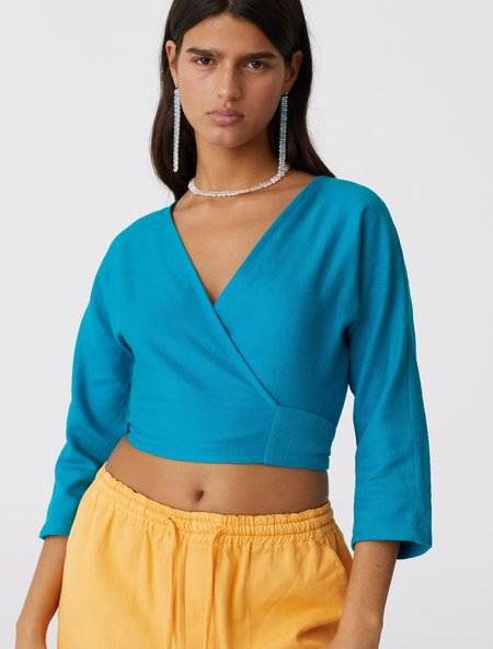 Paloma Wool Prin Necklace - Extralight Blue