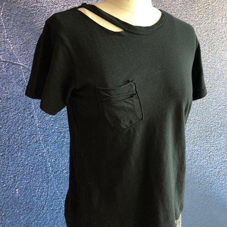 LnA Sandoval Pocket Tee - Black
