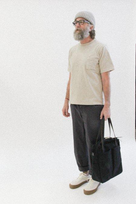 Jackman High-density 1/2 Sleeve T Shirt - Dirty Base