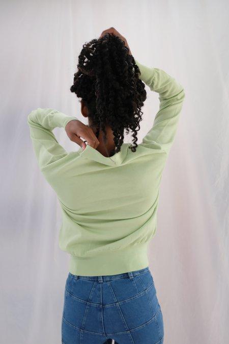 Paloma Wool Rafael Top - Green Fluo