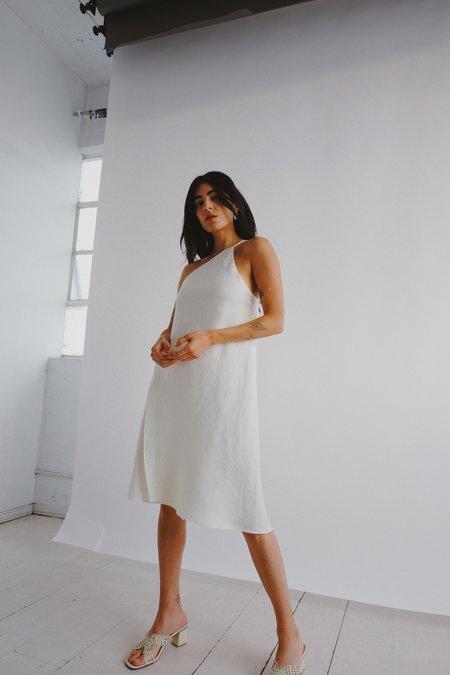SELVA / NEGRA Ava Dress - Cloud Linen