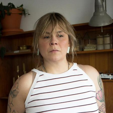 Anne-Sophie Vallee Gladio Earrings - Mint