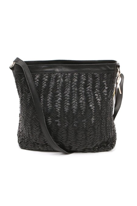Rita Merlini Matilde Crossbody - Black