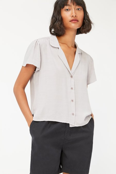 Lacausa Margot Blouse - Desert