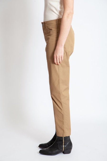 Gravel & Gold Alpha Pant - Cork