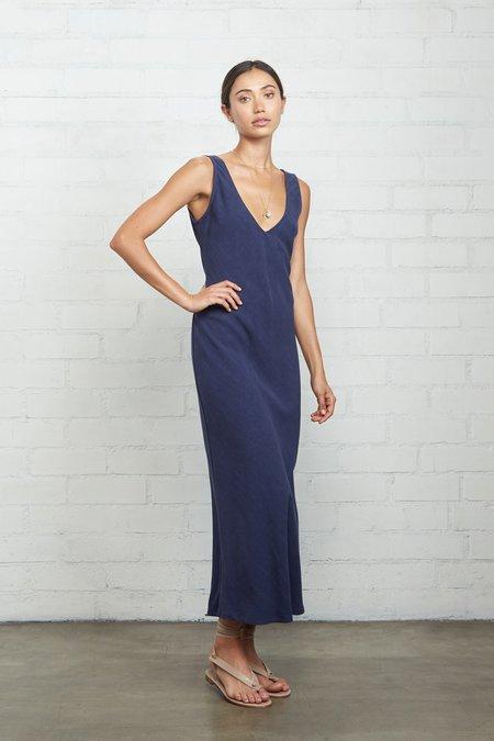 Rachel Pally Linen Simona Dress in Indigo