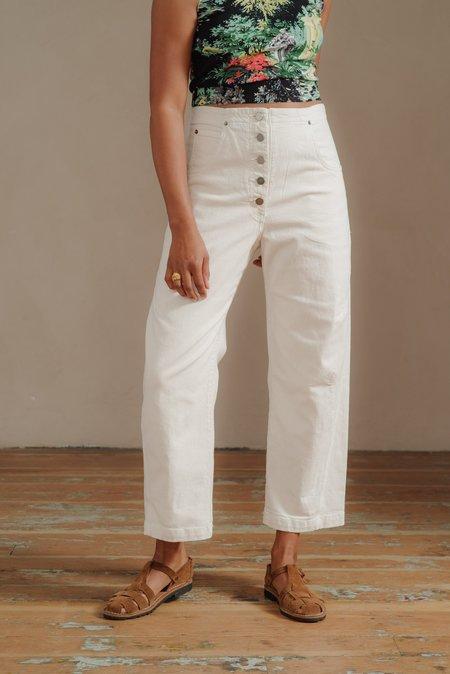 Rachel Comey ELKIN PANT - white