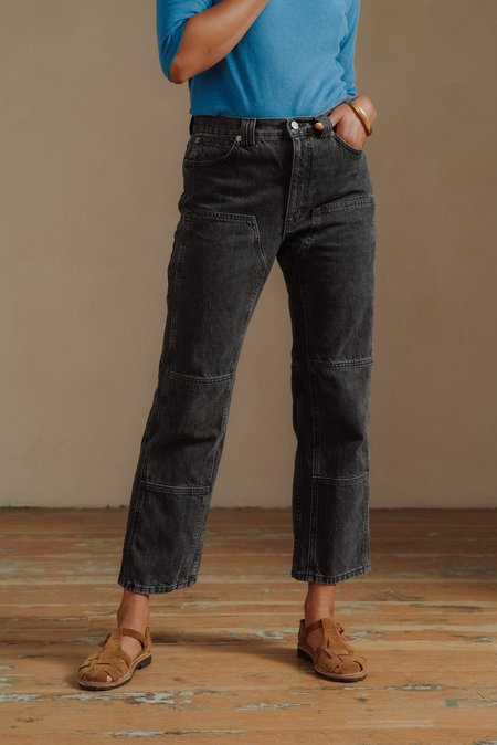 Rachel Comey NORMANDY PANT - BLACK