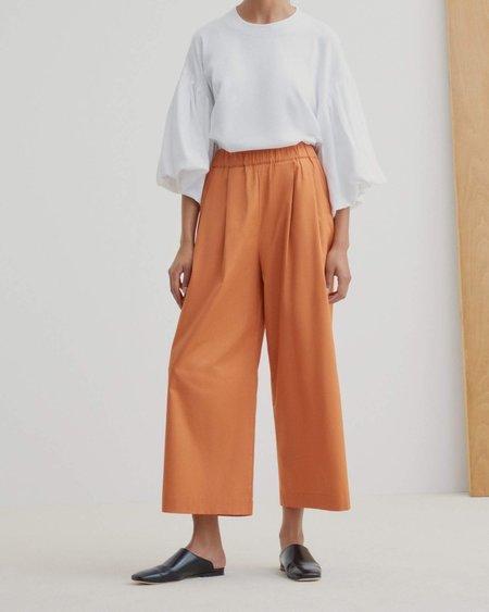 Kowtow Study Pant - Orange