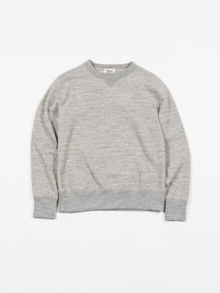 Jackman GG Crewneck Sweatshirt - Heather Grey