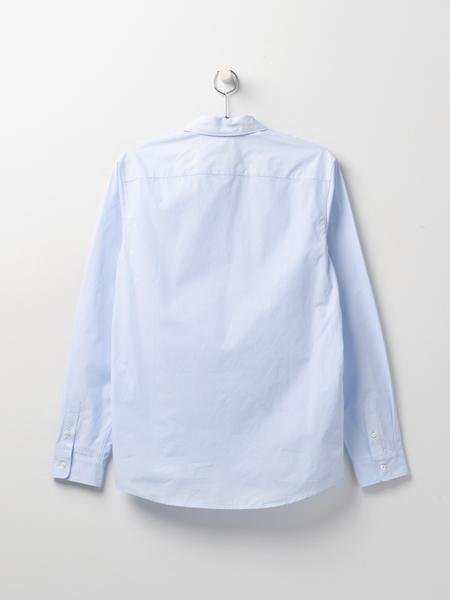 A.P.C. Chemise Casual Button Up - BLEU CLAIR