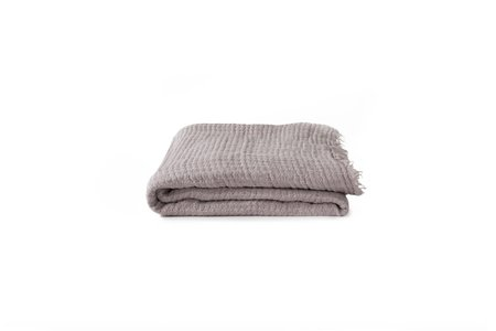 Hawkins New York Hawkins NY-Simple Linen Throw