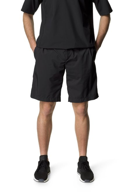Houdini Weather Shorts - True Black