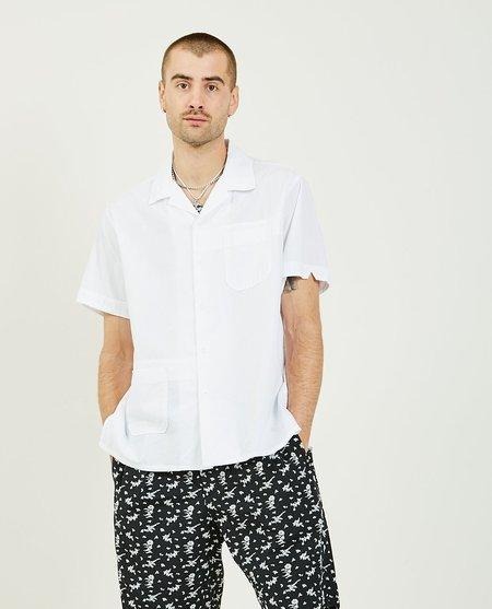 Engineered Garments Camp Shirt - White