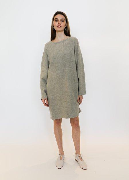 Lauren Manoogian Horizontal Trapezoid Dress - Granite