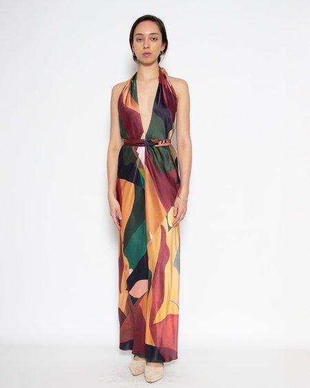 Looky Loo x J. Brooks Babylon Dress - Print