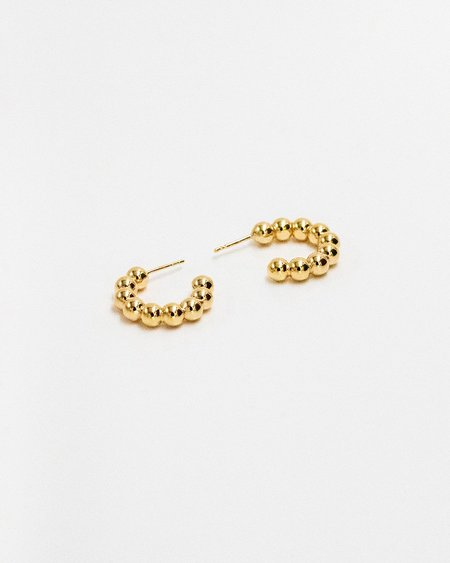 IDAMARI Eyra Earrings - Gold