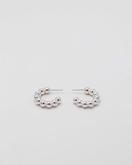 IDAMARI Eyra Earrings - Sterling Silver