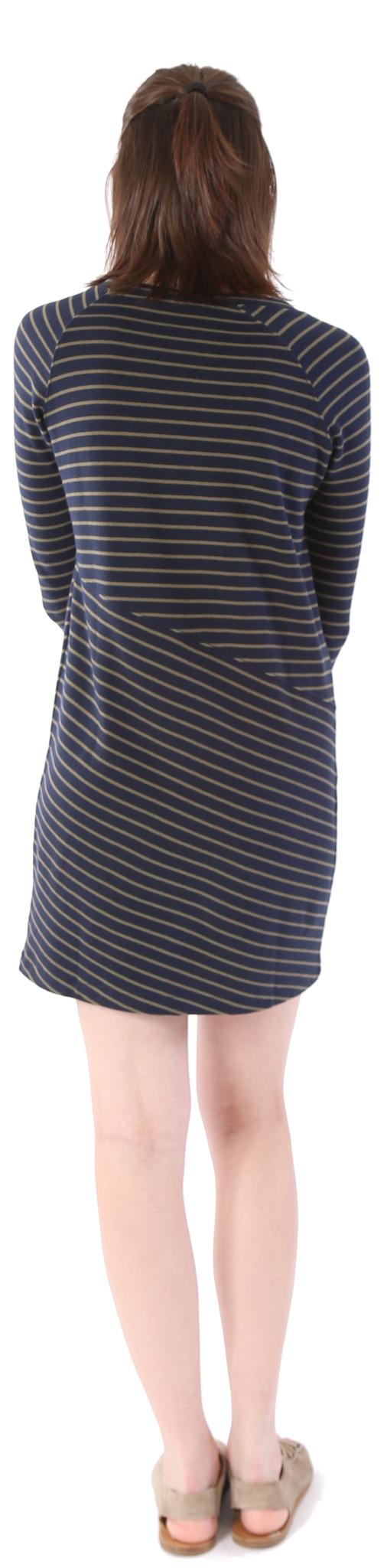 White + Warren Raglan Pocket Dress