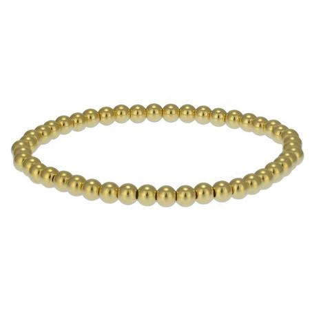 MRSCOOL.CLUB Plain bracelet 4mm - Gold Filled
