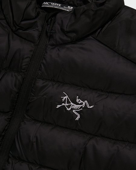 Arc'teryx Cerium LT Jacket - Black