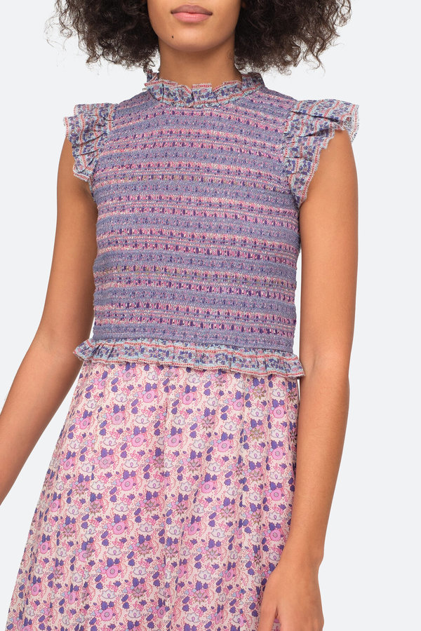Sea NY Bianca Midi Dress