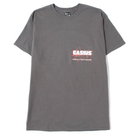Gasius Science Can't Explain T-shirt - Charcoal