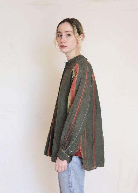 Injiri India Shirt - Multi
