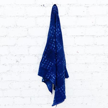 Vintage West African Cloth - Indigo