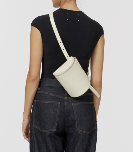 Building Block Beltpack - Bone Leather