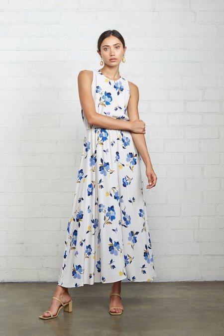 Rachel Pally Crepe Mirabelle Dress - Pansy