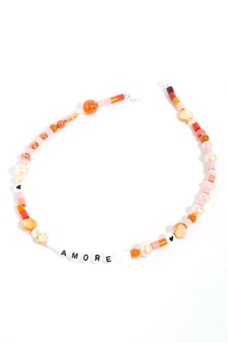 Wald Candy Man Amore Necklace
