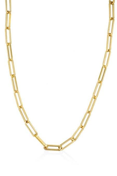 Hermina Athens Zena Chain - Yellow Gold