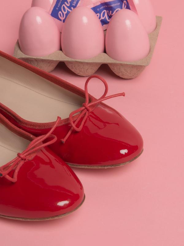 blush. Sutton Flat - Rosso