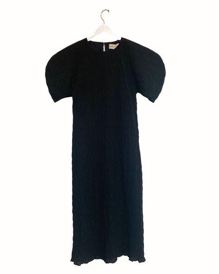 Mara Hoffman Aranza Dress in Black
