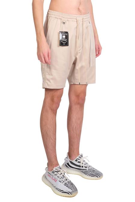 Mastermind World Beige Logo Chino Shorts
