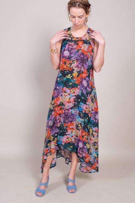 Anntian Dress - Flower Bouquet